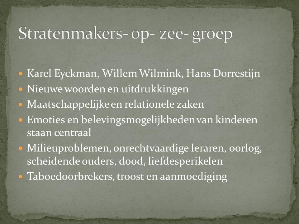 Stratenmakers- op- zee- groep