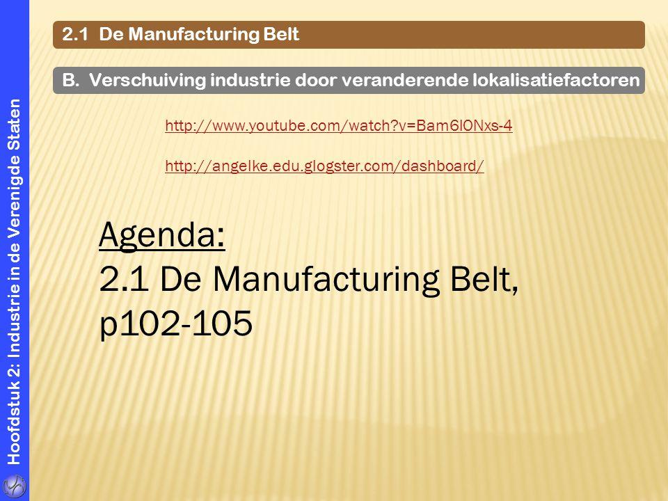 2.1 De Manufacturing Belt, p102-105