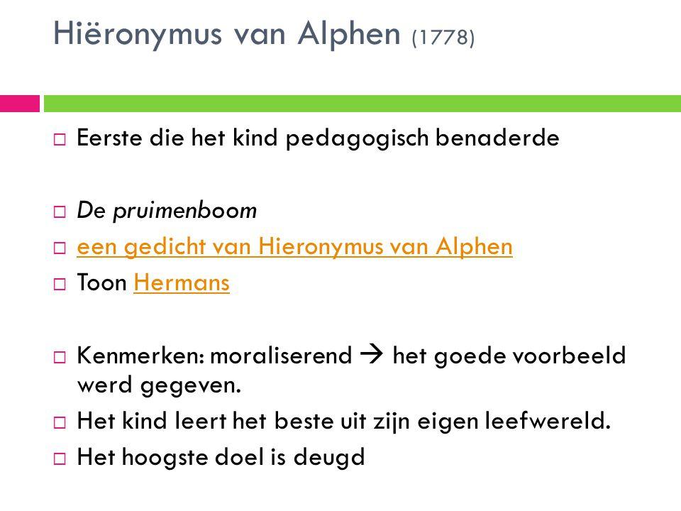 Hiëronymus van Alphen (1778)