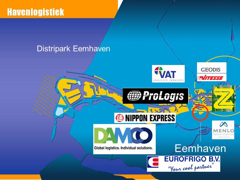 Distripark Eemhaven Eemhaven