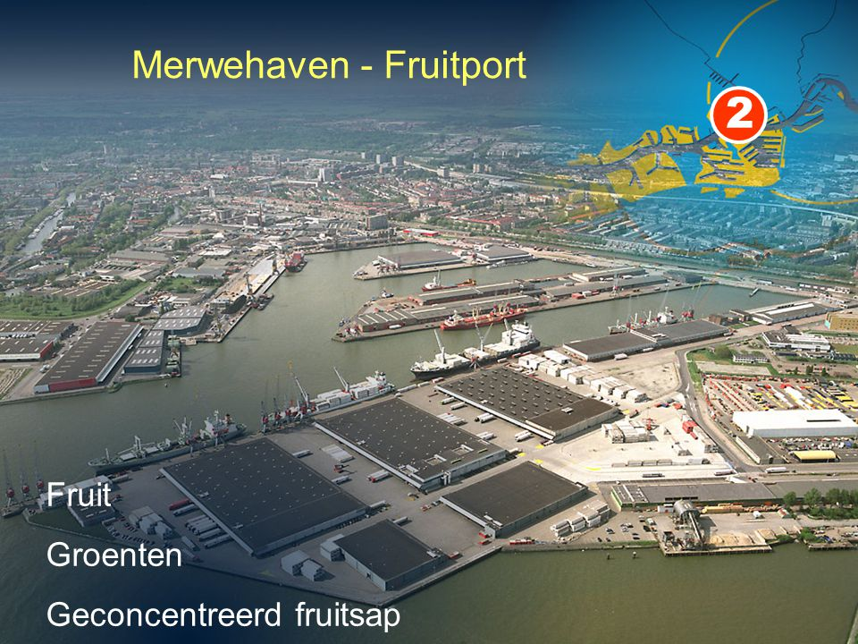Merwehaven - Fruitport