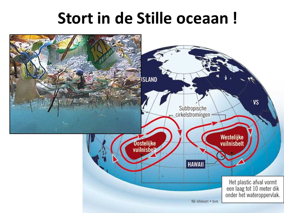 Stort in de Stille oceaan !