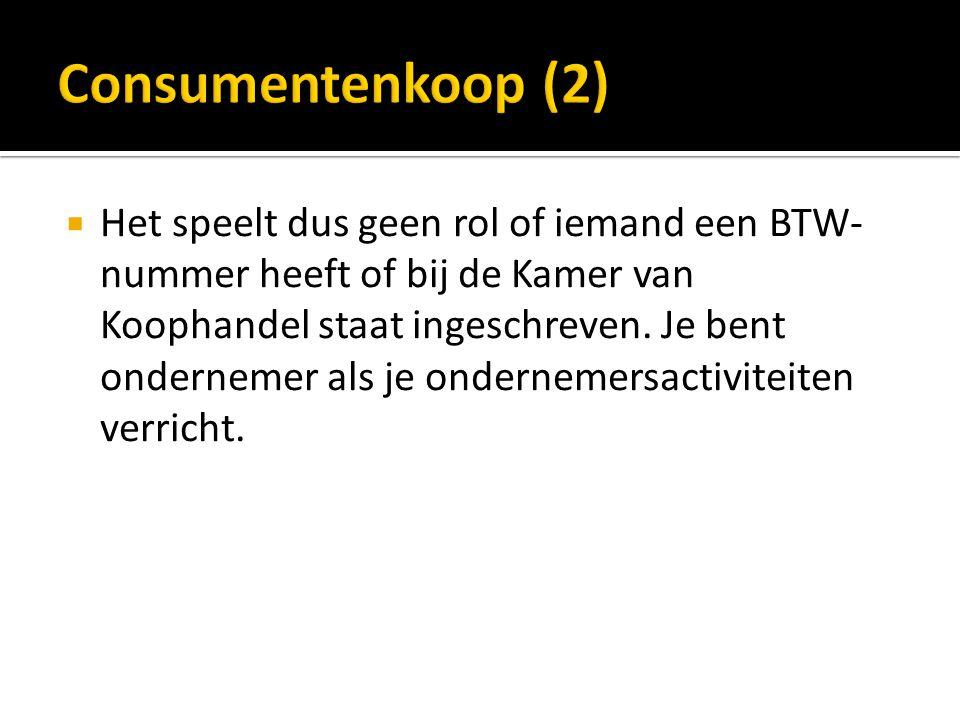 Consumentenkoop (2)