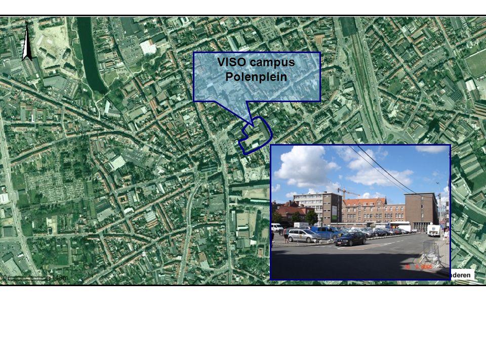 VISO campus Polenplein