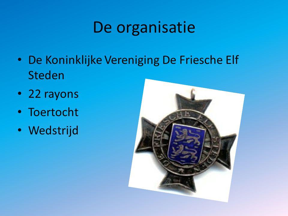 De organisatie De Koninklijke Vereniging De Friesche Elf Steden