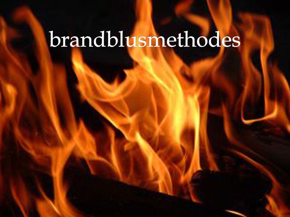 brandblusmethodes Wij houden deze presentatie over de brandblusmethodes. Alex