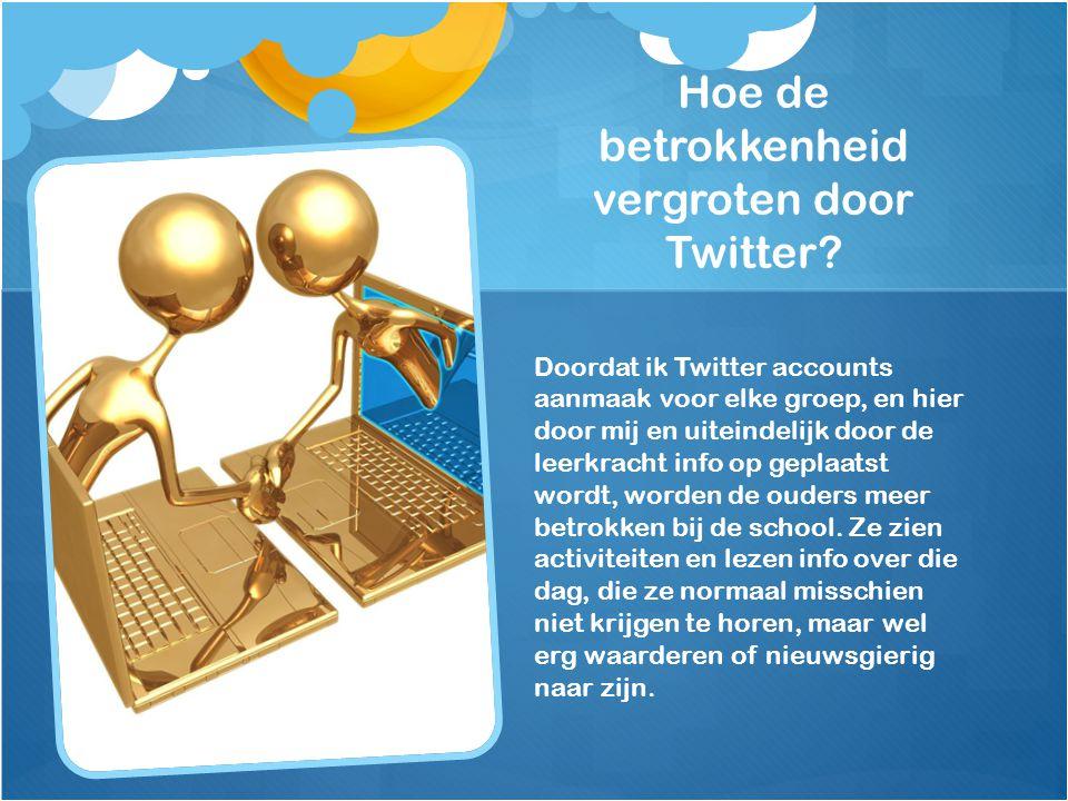Hoe de betrokkenheid vergroten door Twitter