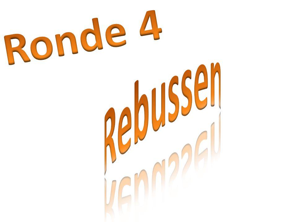 Ronde 4 Rebussen