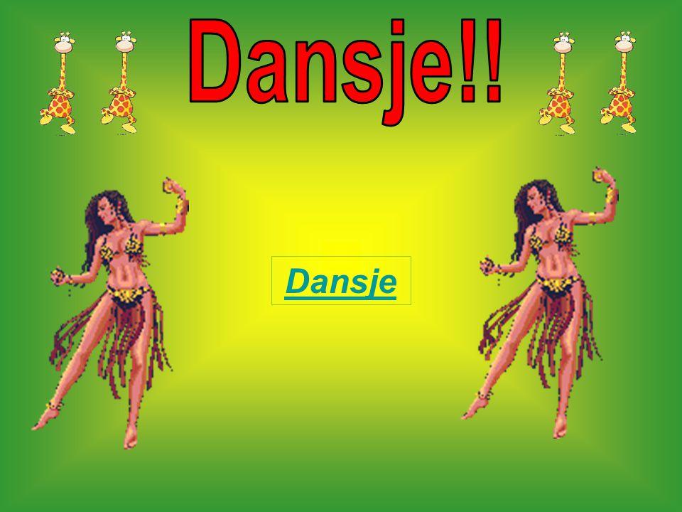 Dansje!! Dansje