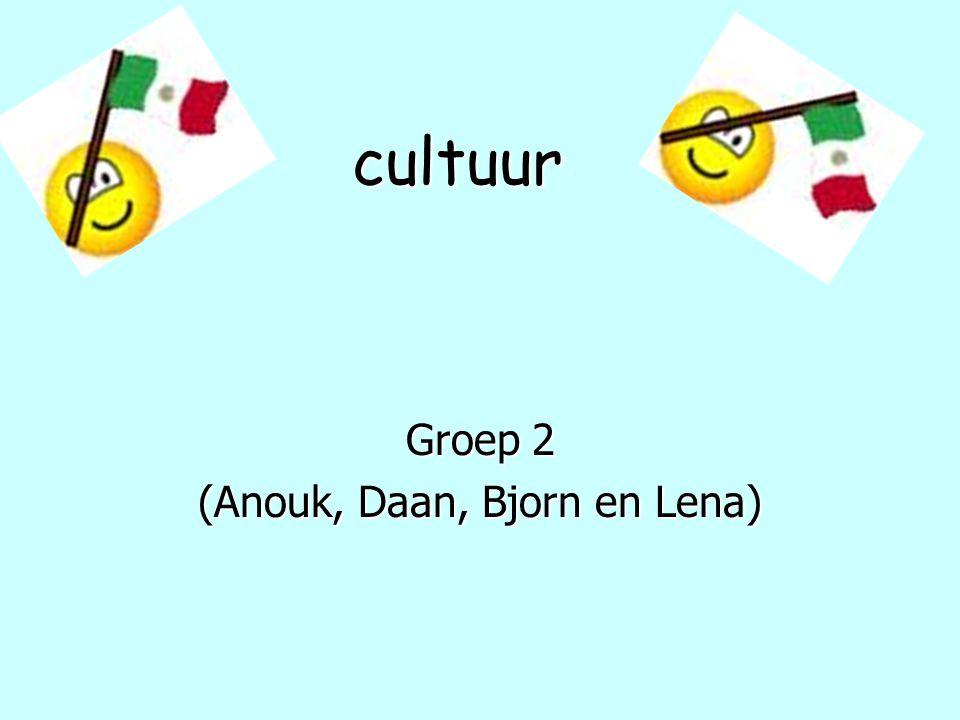 Groep 2 (Anouk, Daan, Bjorn en Lena)
