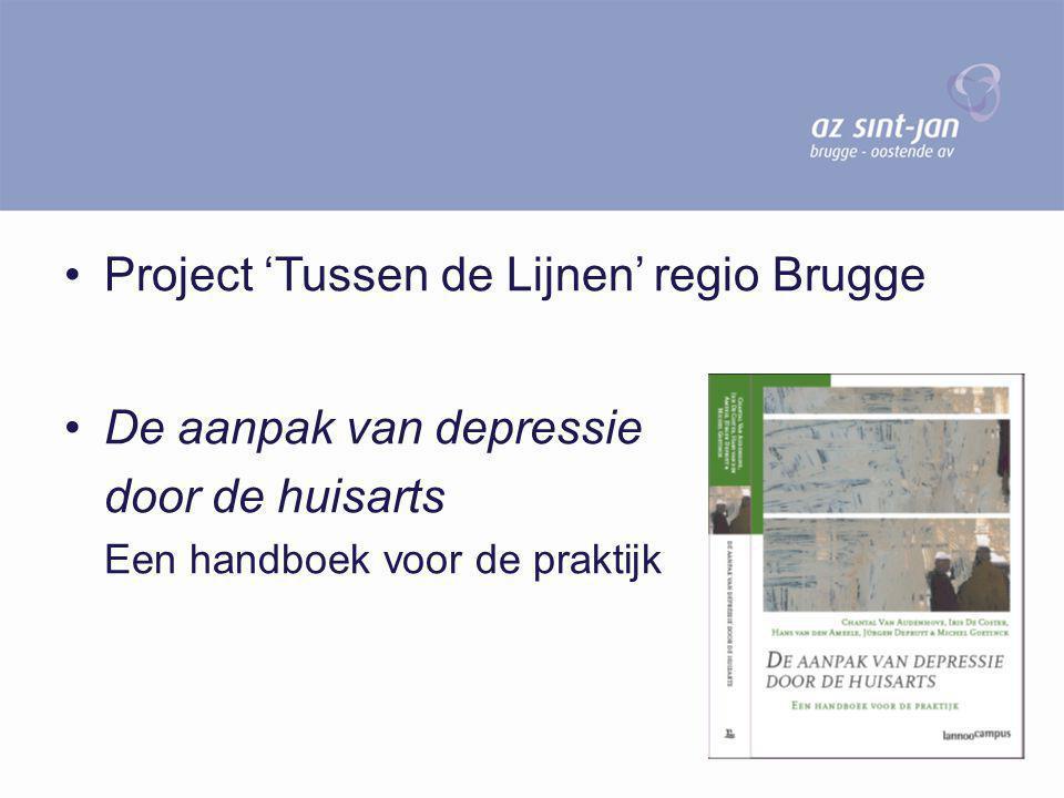 Project 'Tussen de Lijnen' regio Brugge