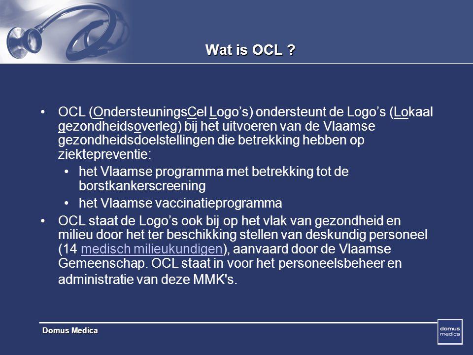Wat is OCL