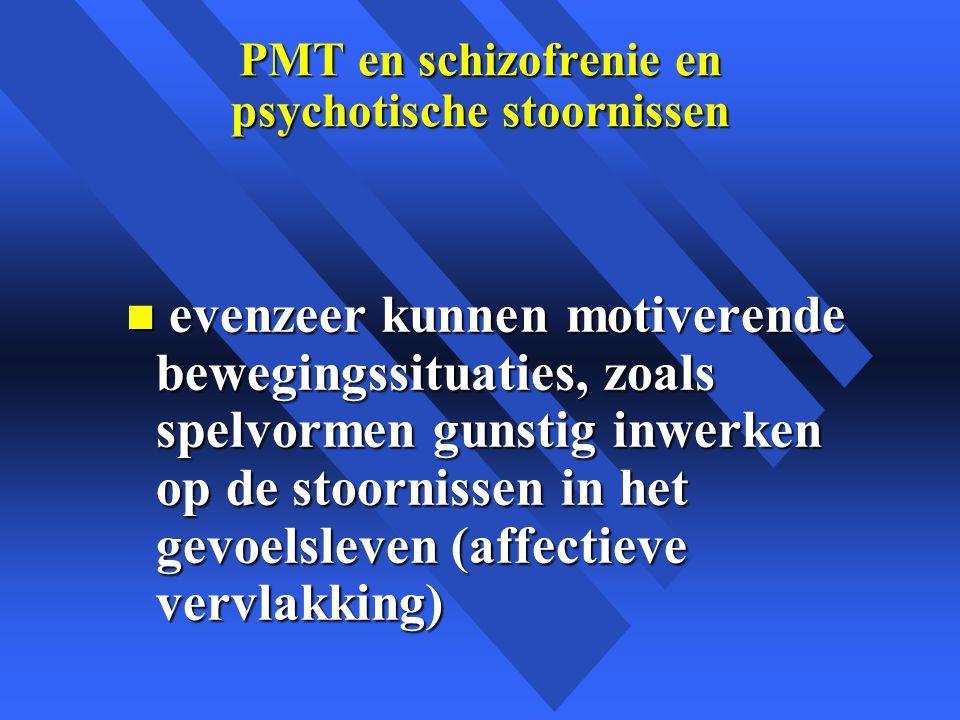 PMT en schizofrenie en psychotische stoornissen
