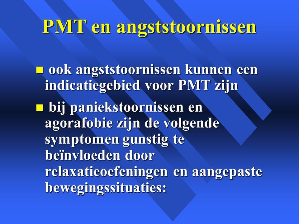 PMT en angststoornissen