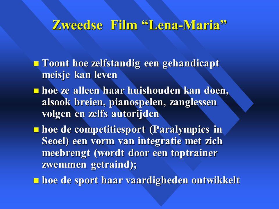 Zweedse Film Lena-Maria