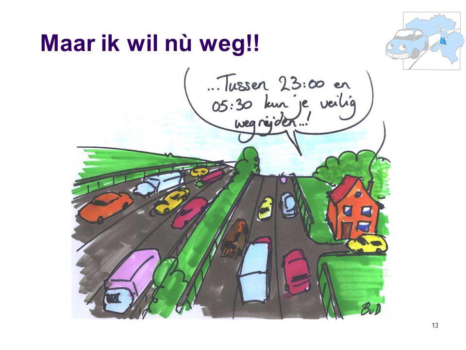 Maar ik wil nù weg!! 36e Prof. R. Van Cauterenleerstoel