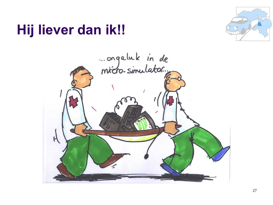 Hij liever dan ik!! 36e Prof. R. Van Cauterenleerstoel