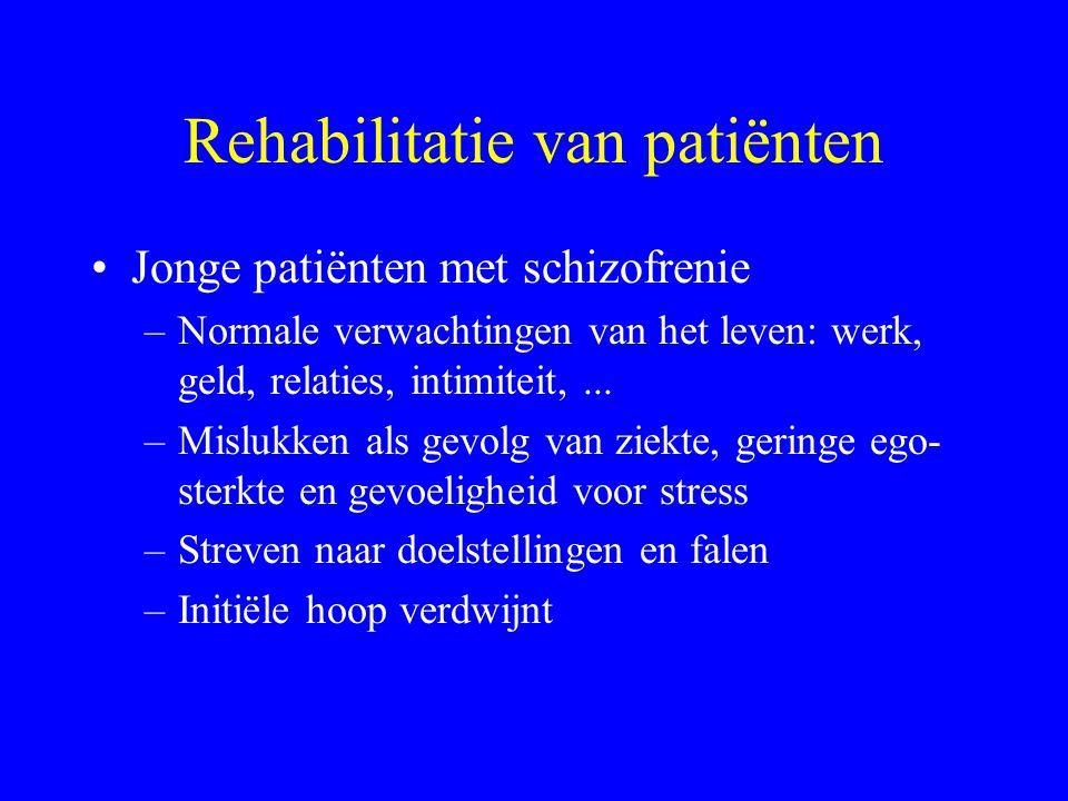 Rehabilitatie van patiënten