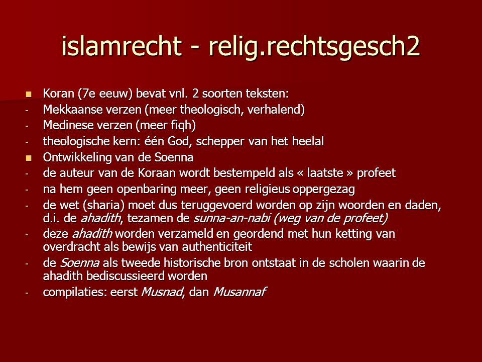 islamrecht - relig.rechtsgesch2