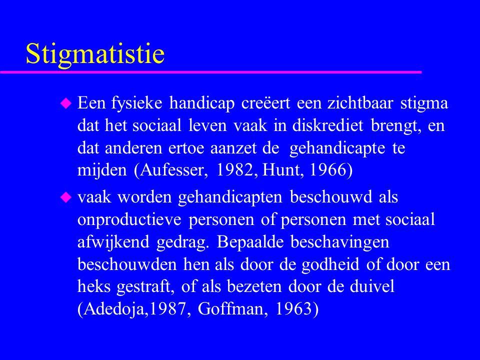 Stigmatistie