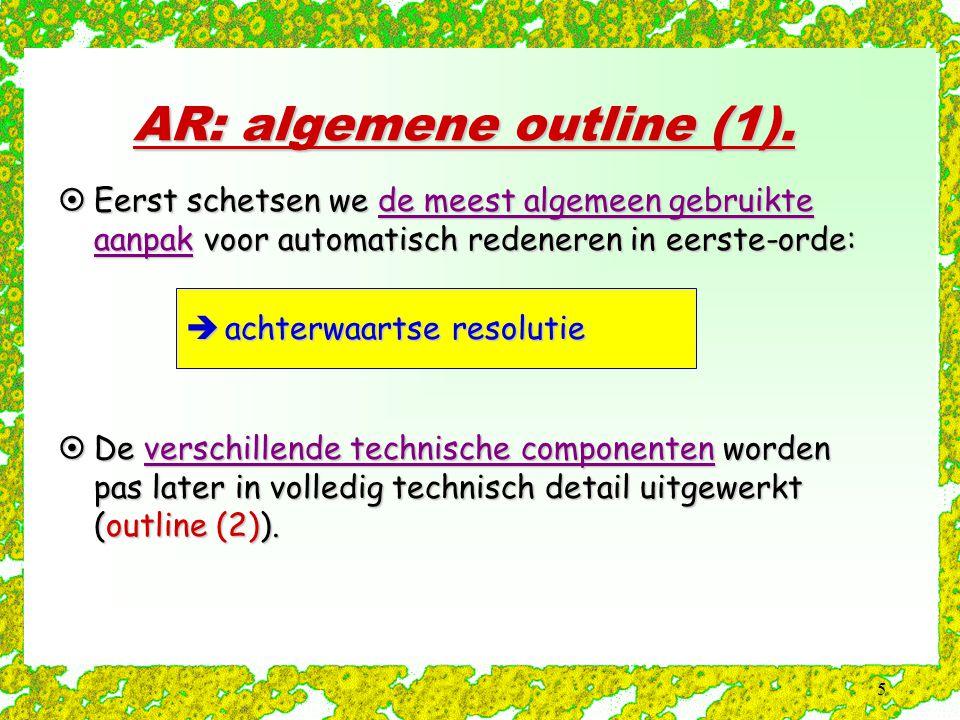 AR: algemene outline (1).
