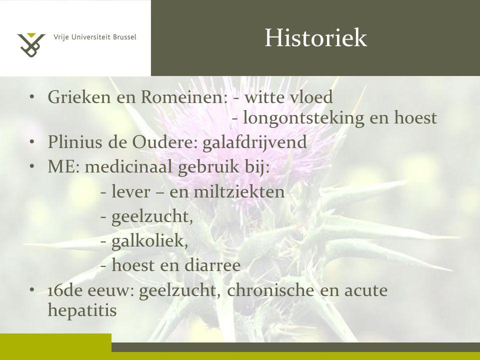 Historiek Grieken en Romeinen: - witte vloed - longontsteking en hoest