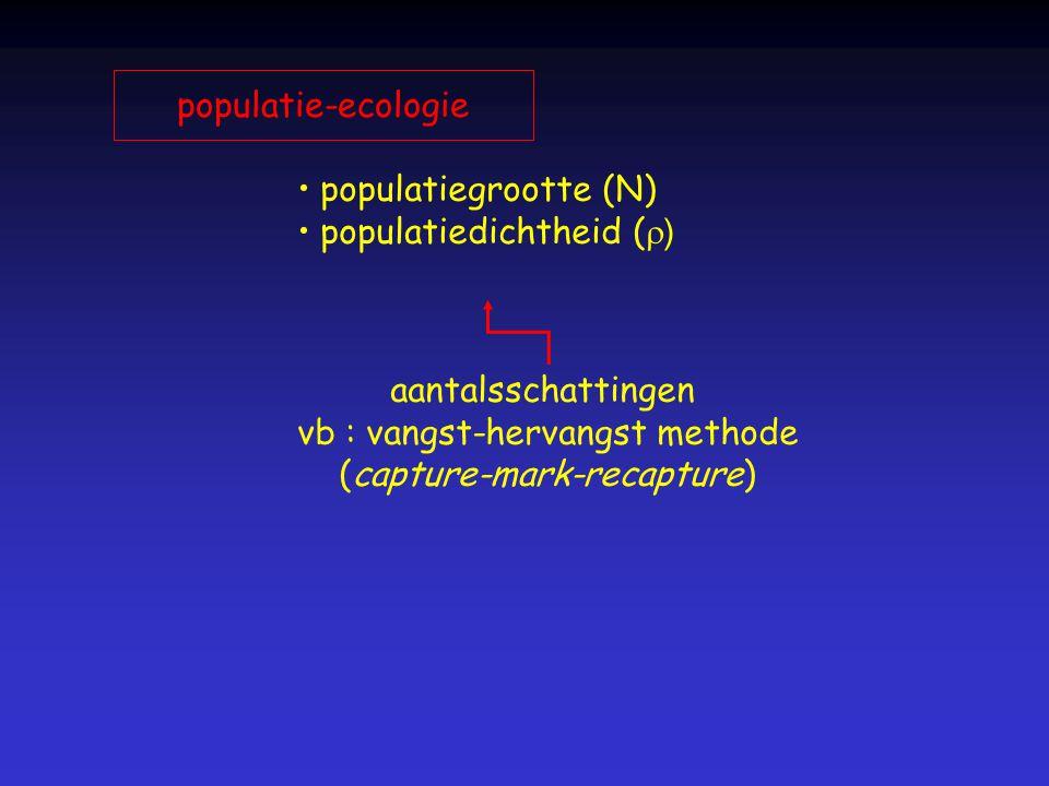 populatiedichtheid (r)