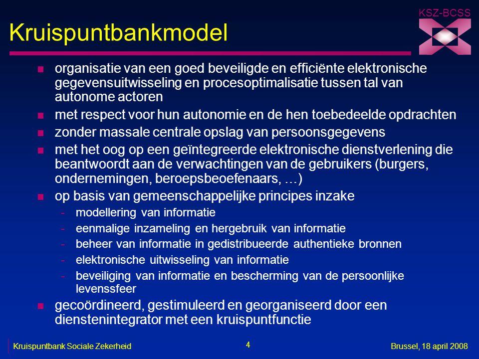 Kruispuntbankmodel