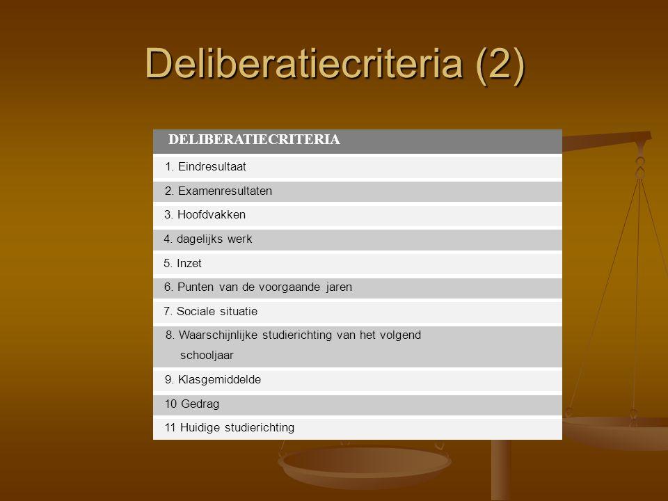 Deliberatiecriteria (2)