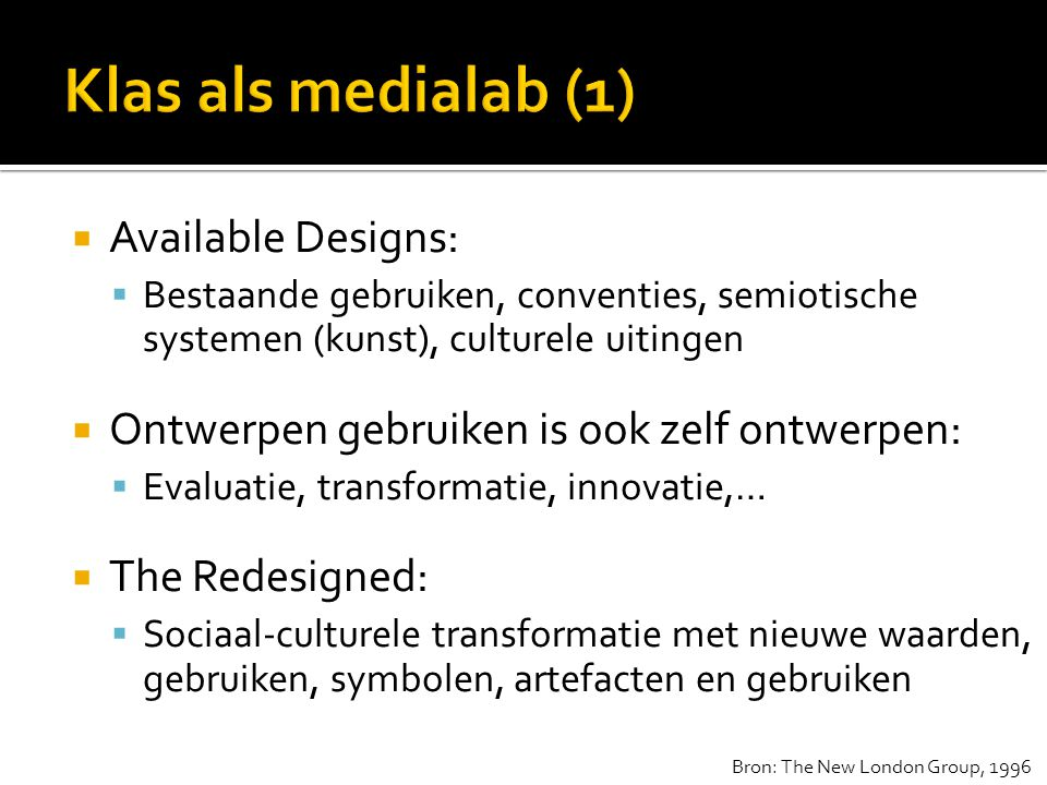Klas als medialab (1) Available Designs: