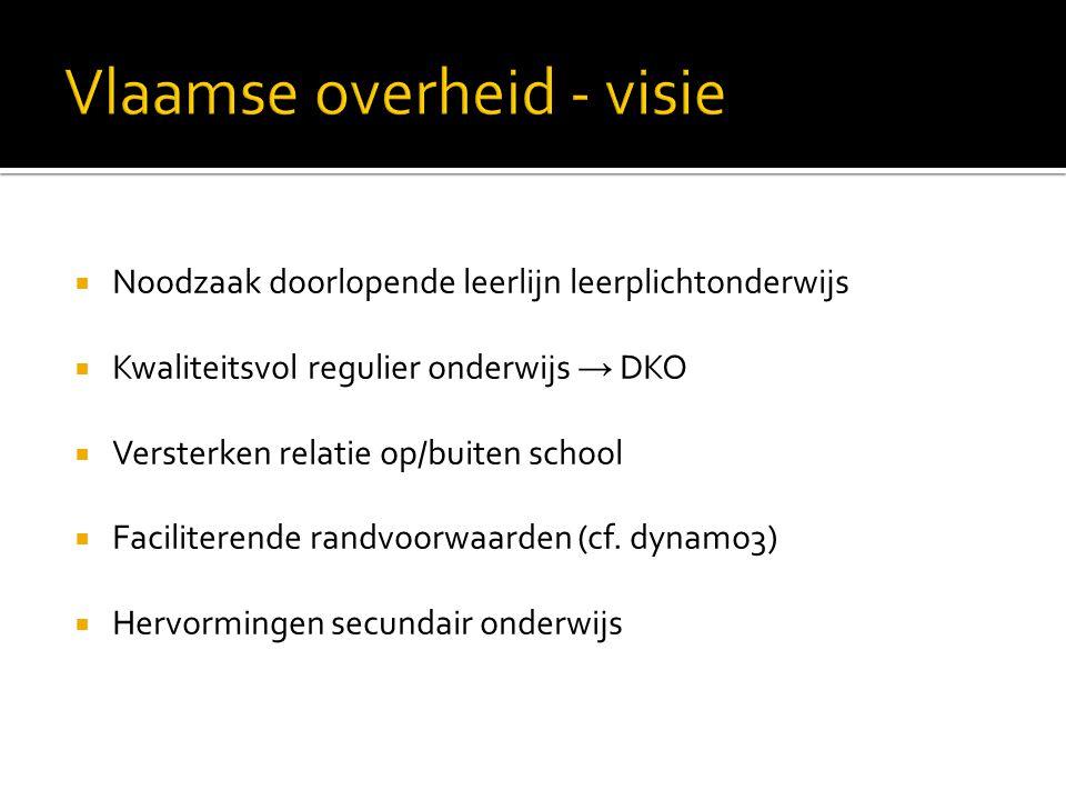 Vlaamse overheid - visie