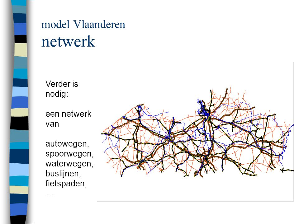 model Vlaanderen netwerk