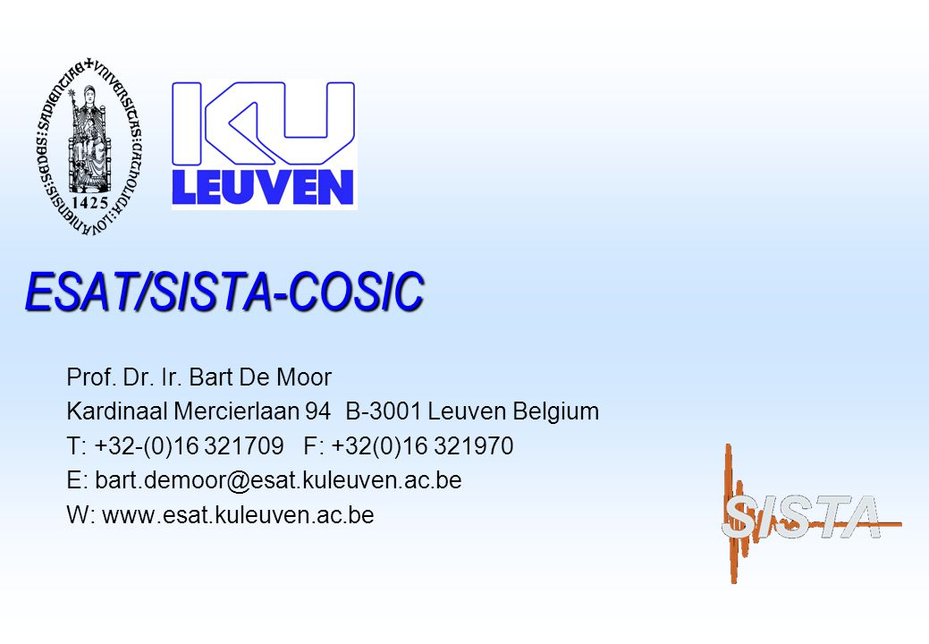 kuleuven ac be cosic thesis Running master theses hardware implementation of a post-quantum key  exchange wouter meerten attacking and securing hardware random number.