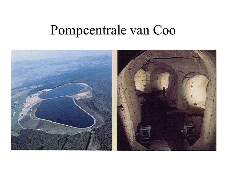 Pompcentrale van Coo