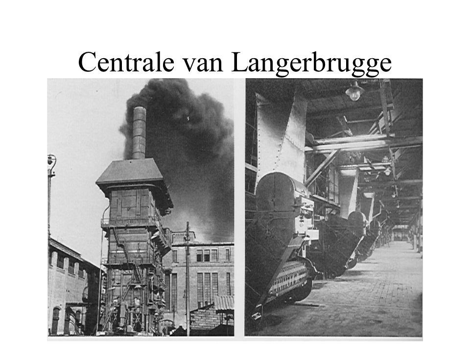 Centrale van Langerbrugge