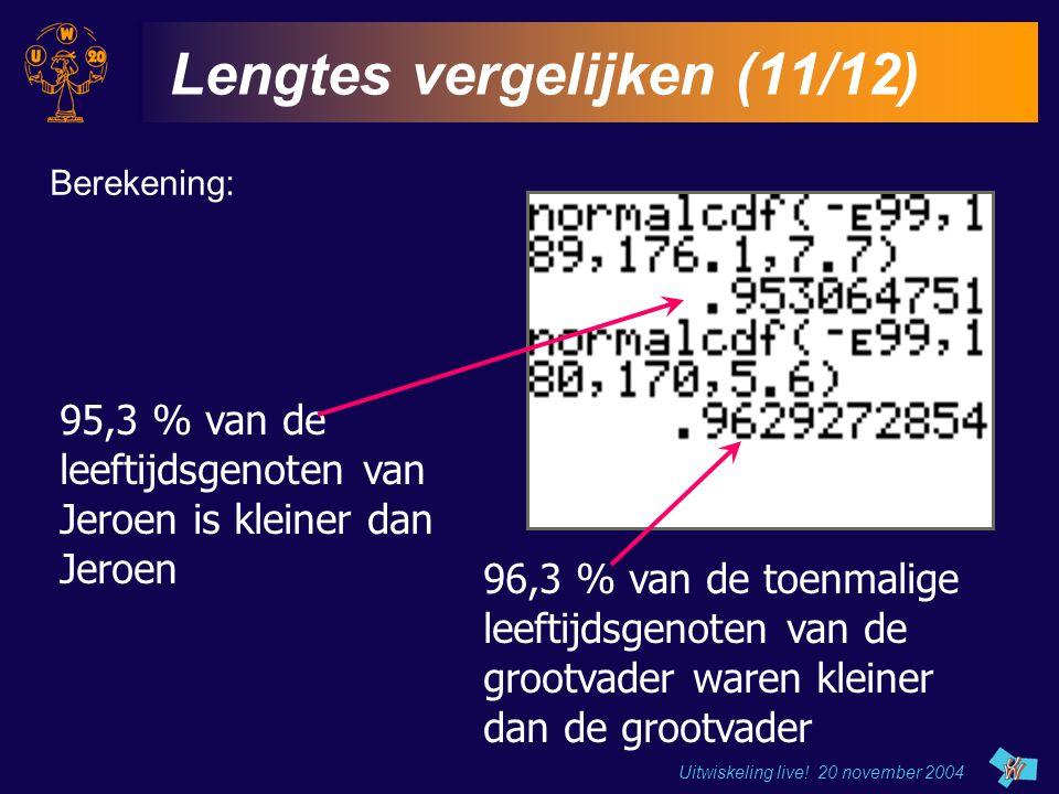 Lengtes vergelijken (11/12)