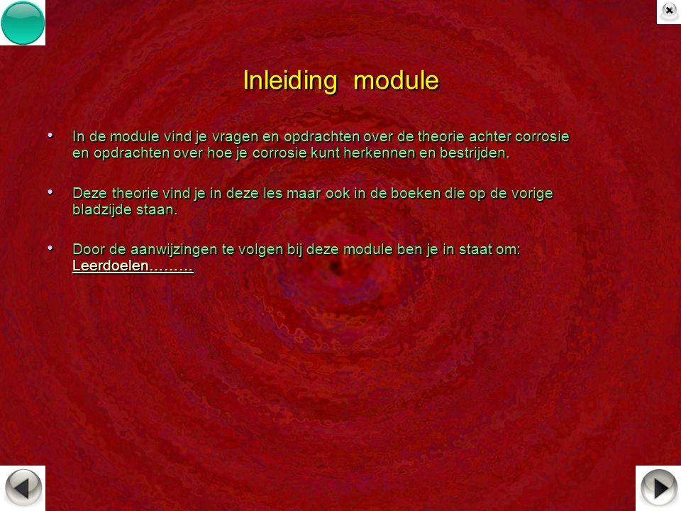 Inleiding module