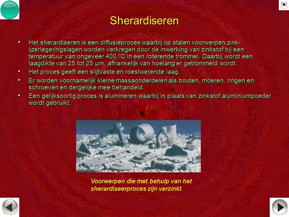 Sherardiseren