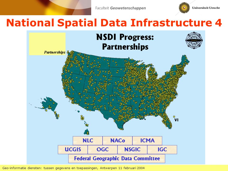 National Spatial Data Infrastructure 4