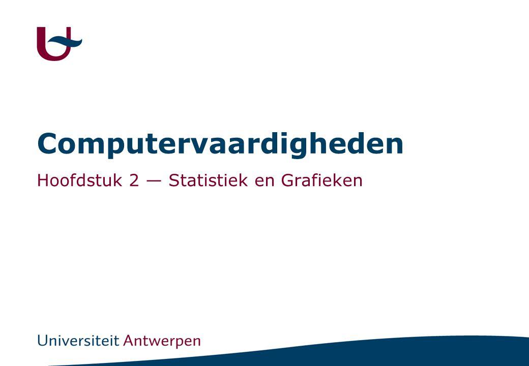 Computervaardigheden