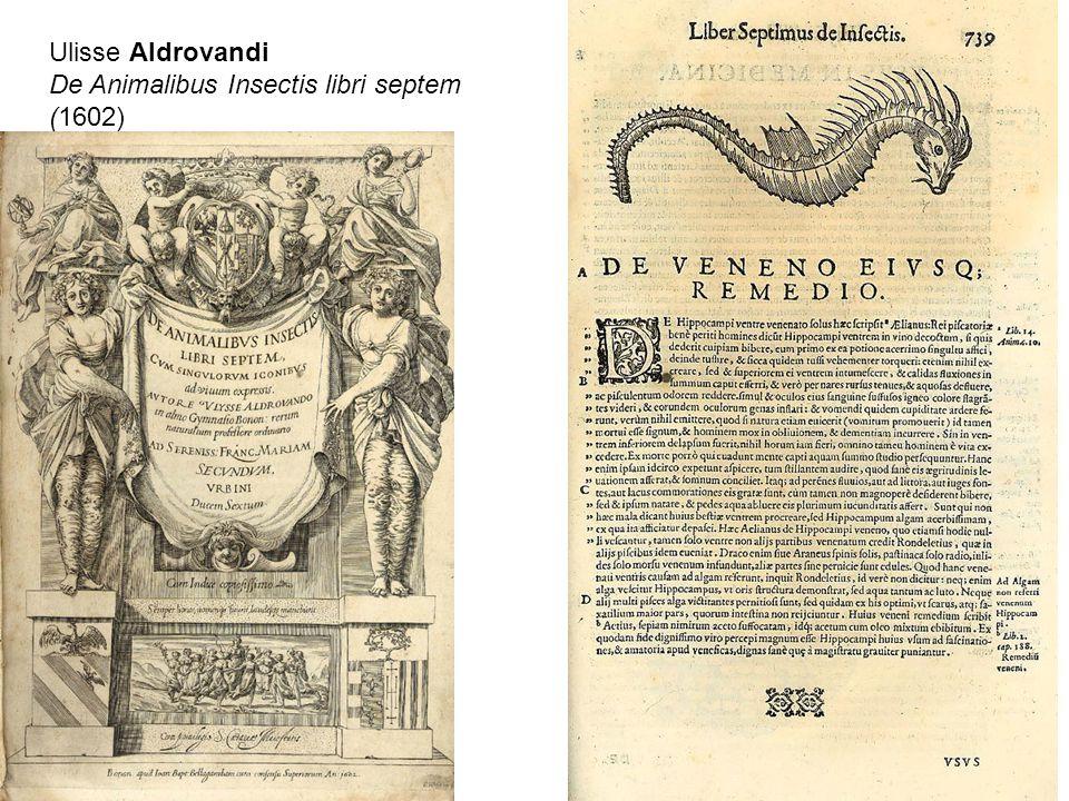 De Animalibus Insectis libri septem (1602)