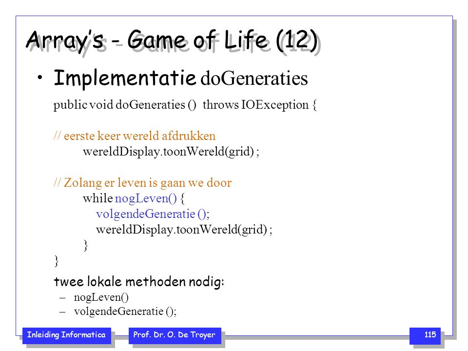 Array's - Game of Life (12)