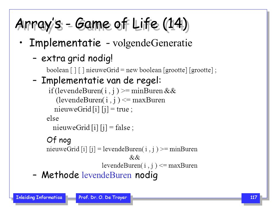 Array's - Game of Life (14)