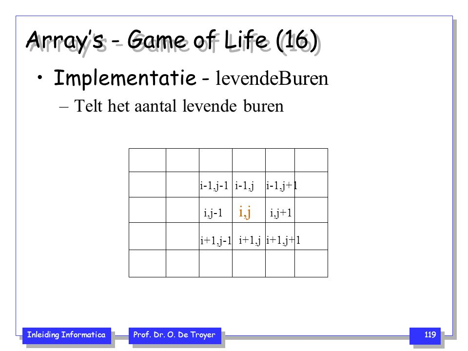Array's - Game of Life (16)