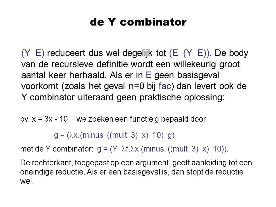 de Y combinator