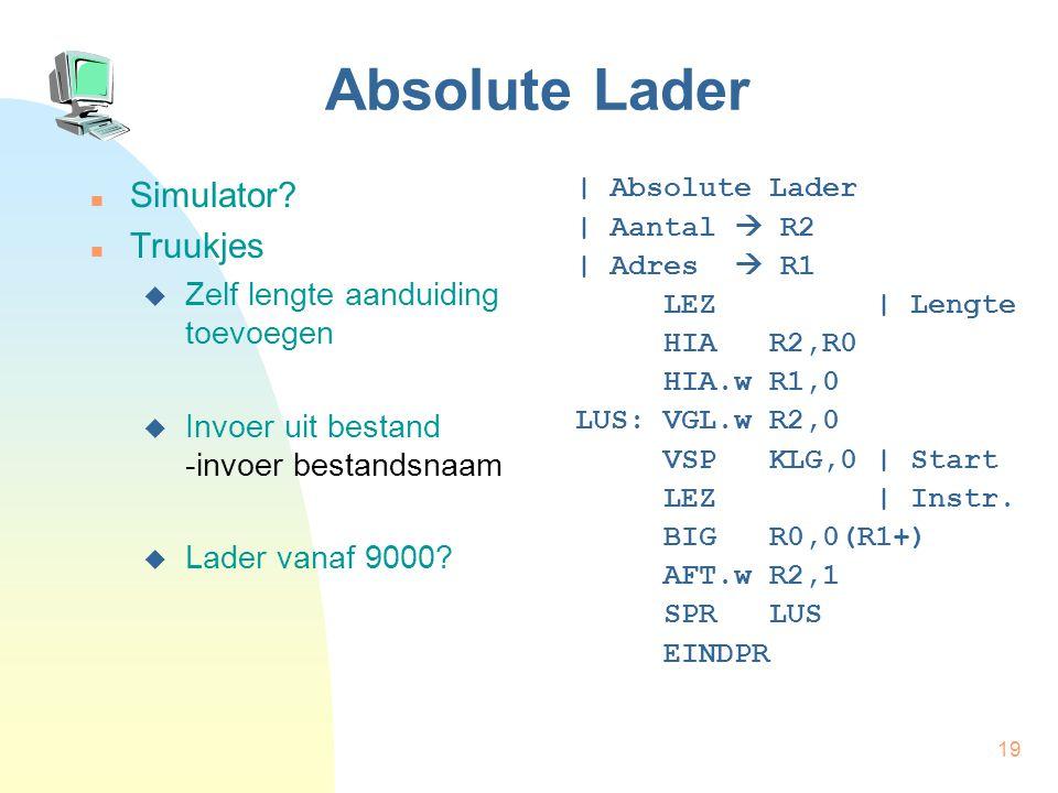 Absolute Lader Simulator Truukjes Zelf lengte aanduiding toevoegen