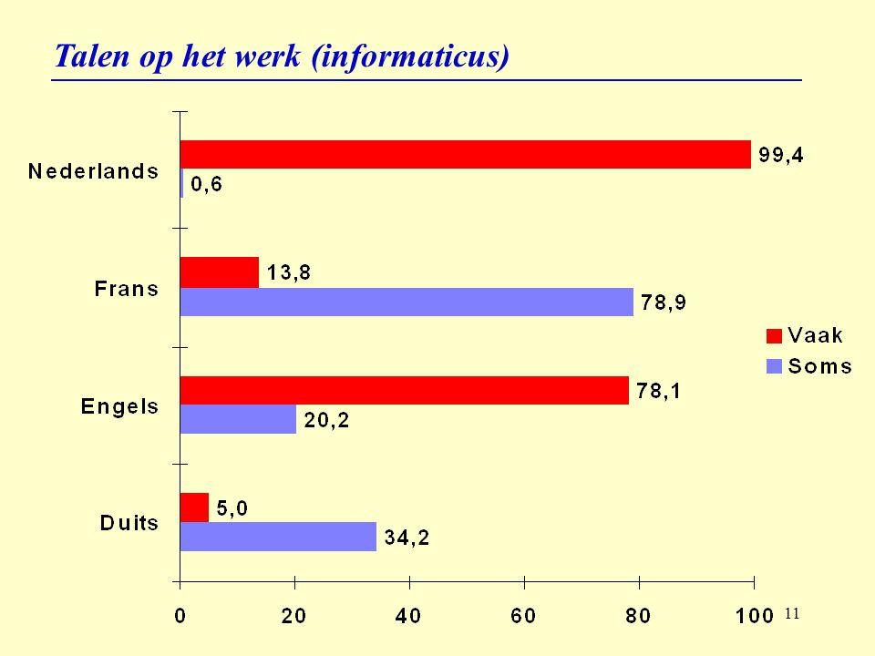 Talen op het werk (informaticus)