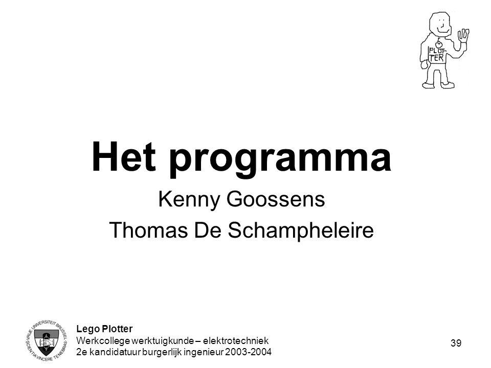 Thomas De Schampheleire