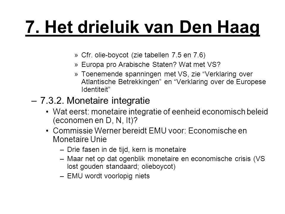 7. Het drieluik van Den Haag