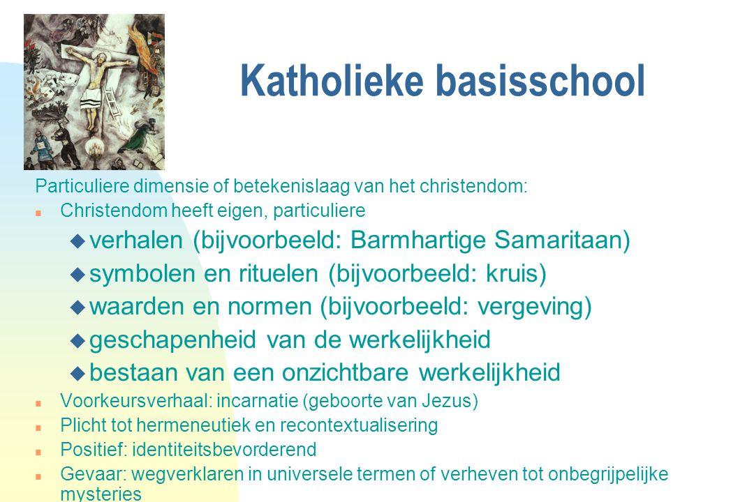 Katholieke basisschool